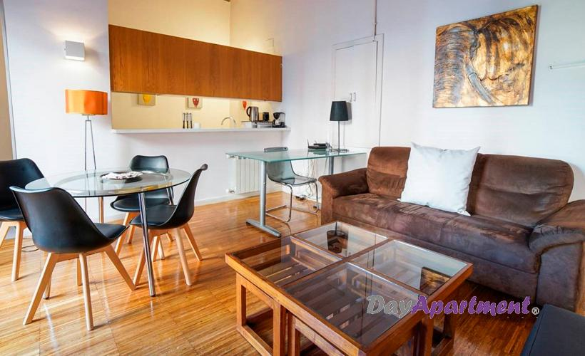 apartment from day apartment for rent for companies in Madrid Atocha