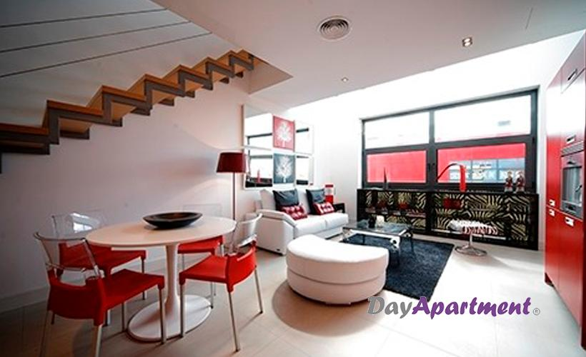 apartment from day apartment for rent for companies in Madrid Las Tablas