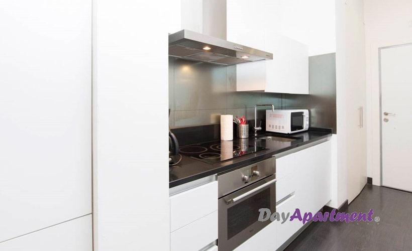 apartment from day apartment for rent for companies in Madrid Justicia