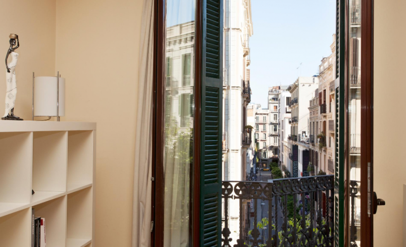 apartment from day apartment for rent for companies in Barcelona Barrio de Gracia