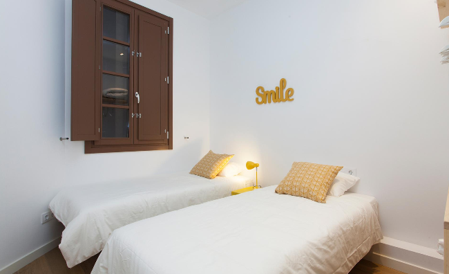 apartment from day apartment for rent for companies in Barcelona Ciutat Vella