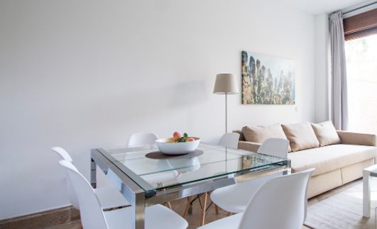 apartment from day apartment for rent for companies in Madrid Arturo Soria