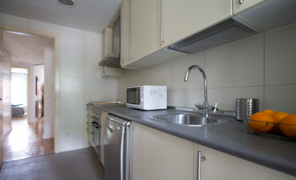 apartment from day apartment for rent for companies in Madrid Retiro