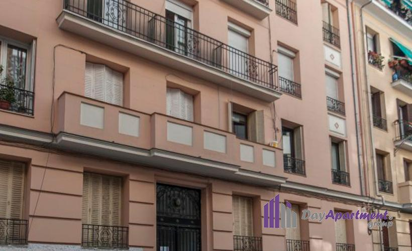 apartment from day apartment for rent for companies in Madrid Argüelles