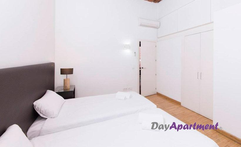 apartment from day apartment for rent for companies in Madrid Sol