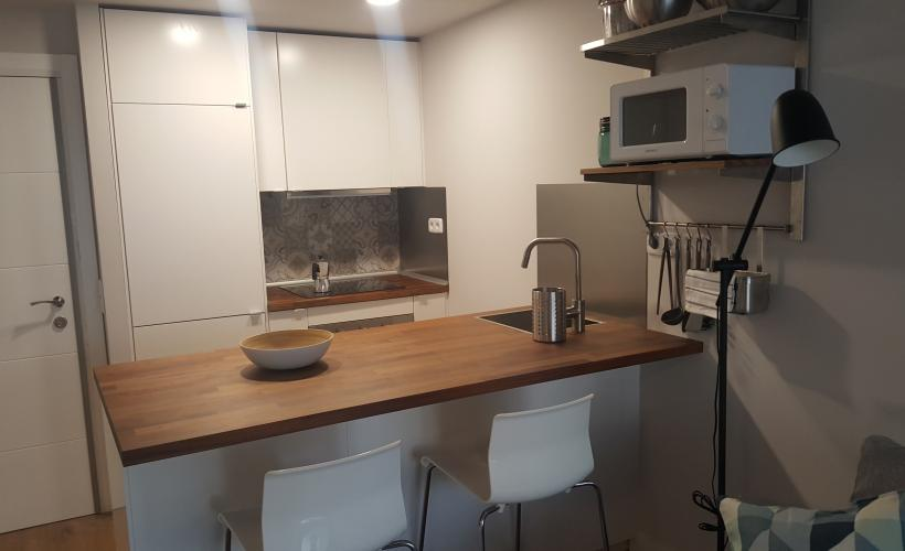 apartment from day apartment for rent for companies in Madrid Chamartin