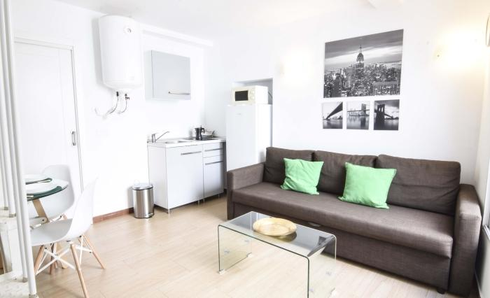apartment from day apartment for rent for companies in Málaga La Goleta