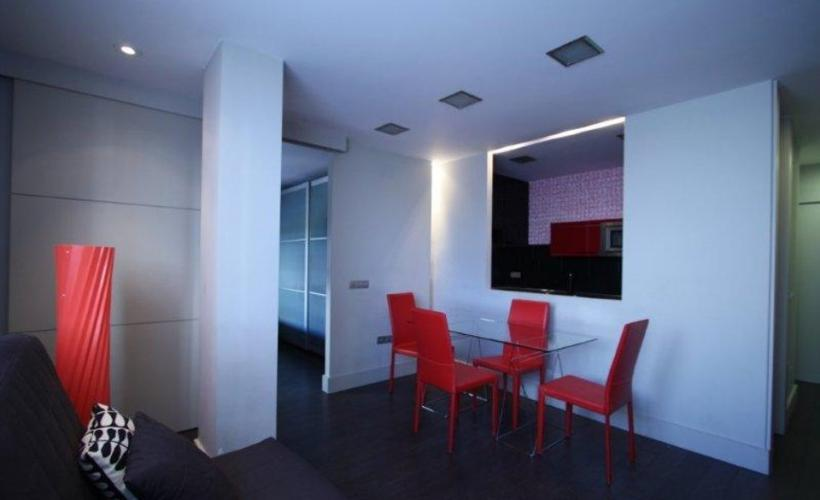 apartment from day apartment for rent for companies in Madrid Castellana