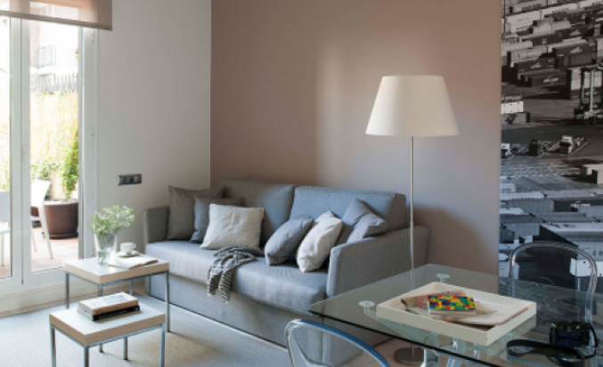 apartment from day apartment for rent for companies in Barcelona Sants